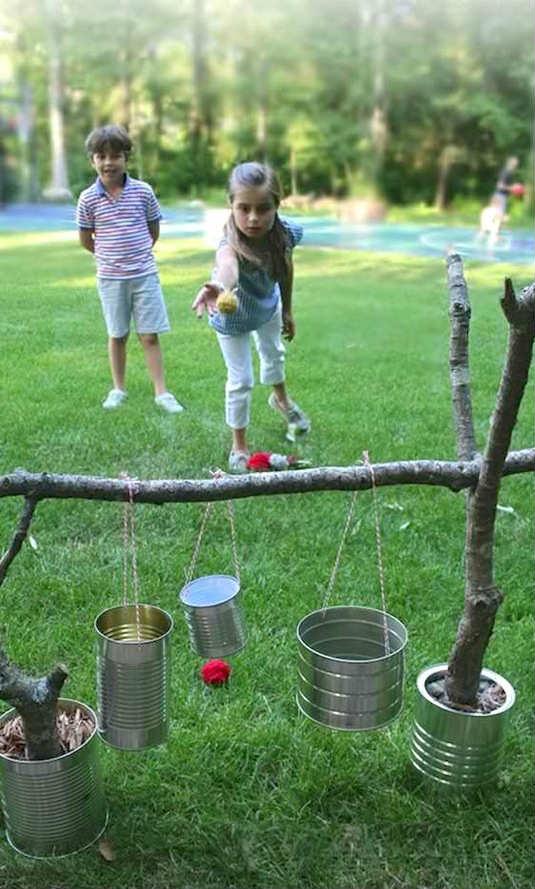летние развлечения для детей