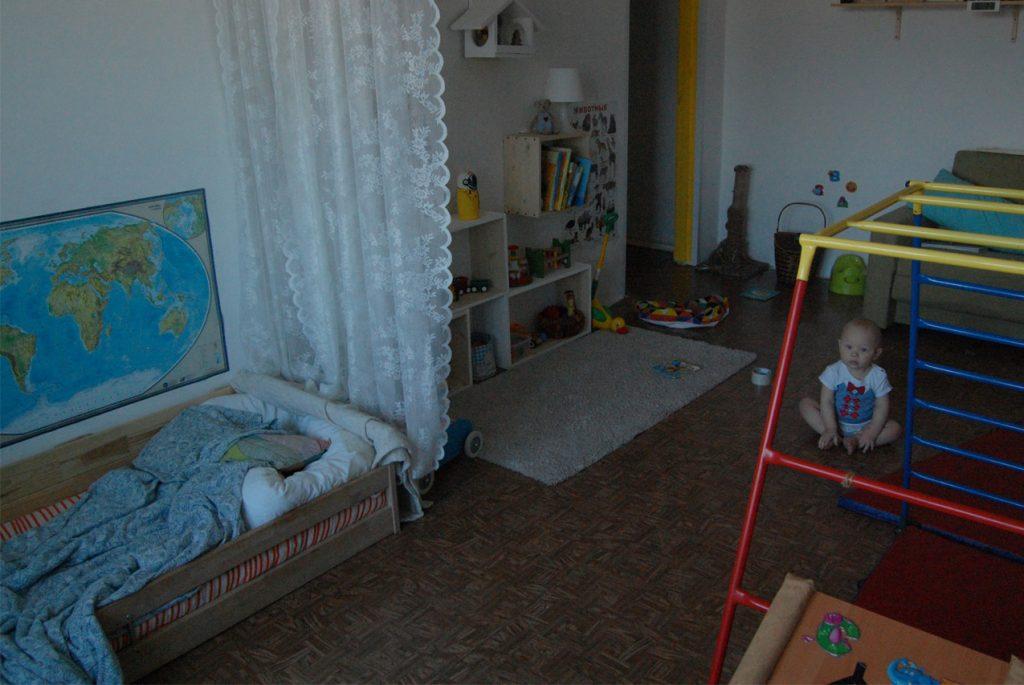 Монтессори-пространство дома