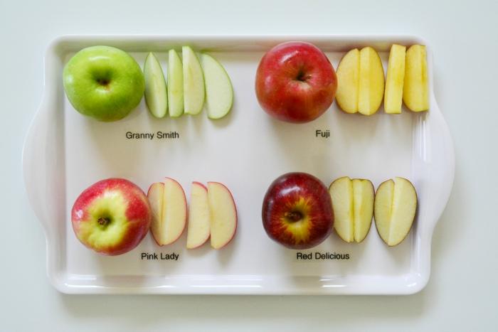 тренируем вкусовые рецепторы