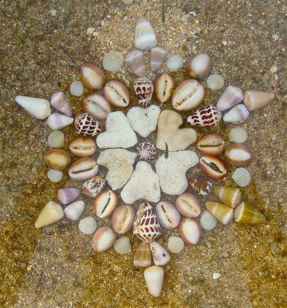 Игры с песком для ребёнка