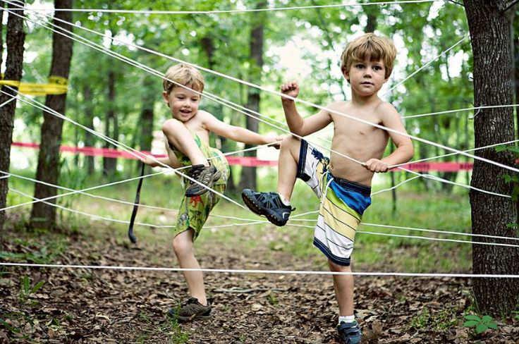 летние занятия для детей
