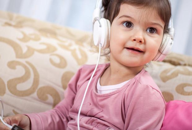 какую музыку включать детям