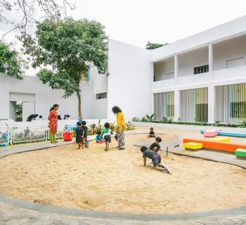 школа в Индии