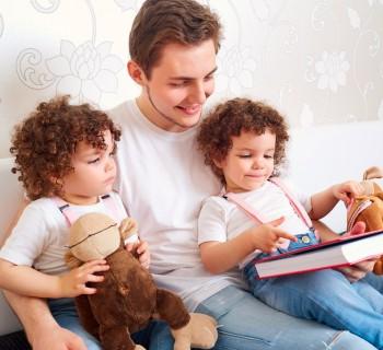Какие книги читать ребёнку старше трёх