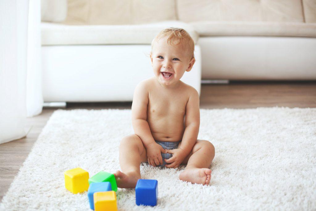 Монтессори дома: детская для малыша от полутора до 3 лет