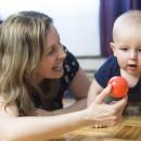 привязанность ребёнка к маме