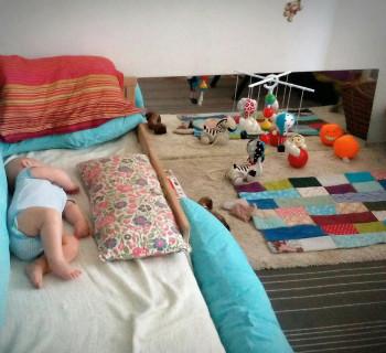 Обучающее пространство для малыша
