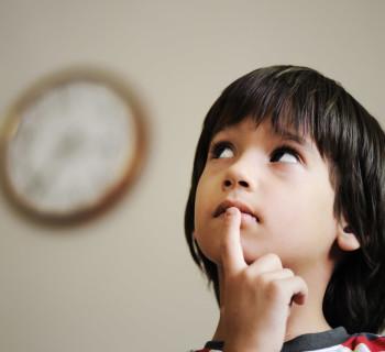 научить ребёнка ждать