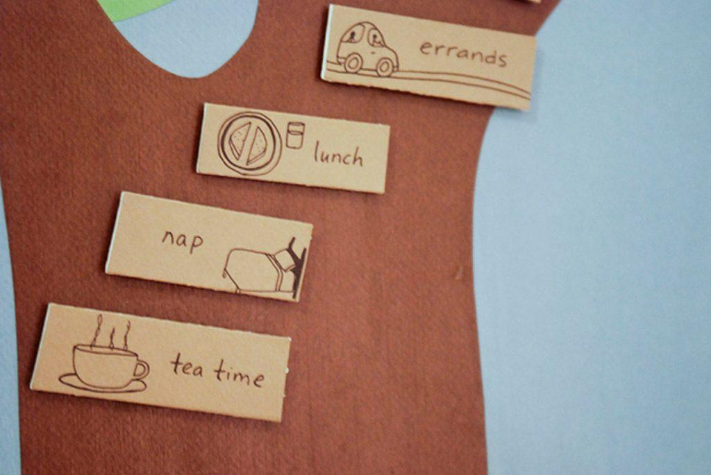 Монтессори дома: планируем день вместе с ребёнком