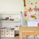 Полки для детского творчества