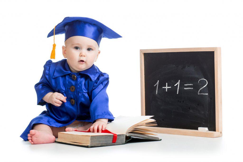 Побочные эффекты раннего развития: почему метод Монтессори лучше