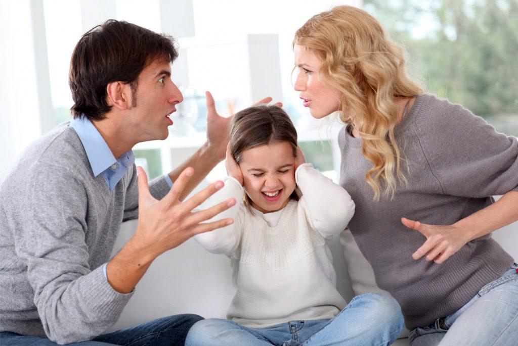 семья ради ребёнка