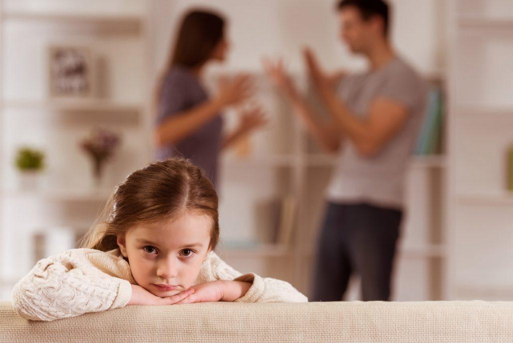 Нужно ли сохранять семью ради детей?