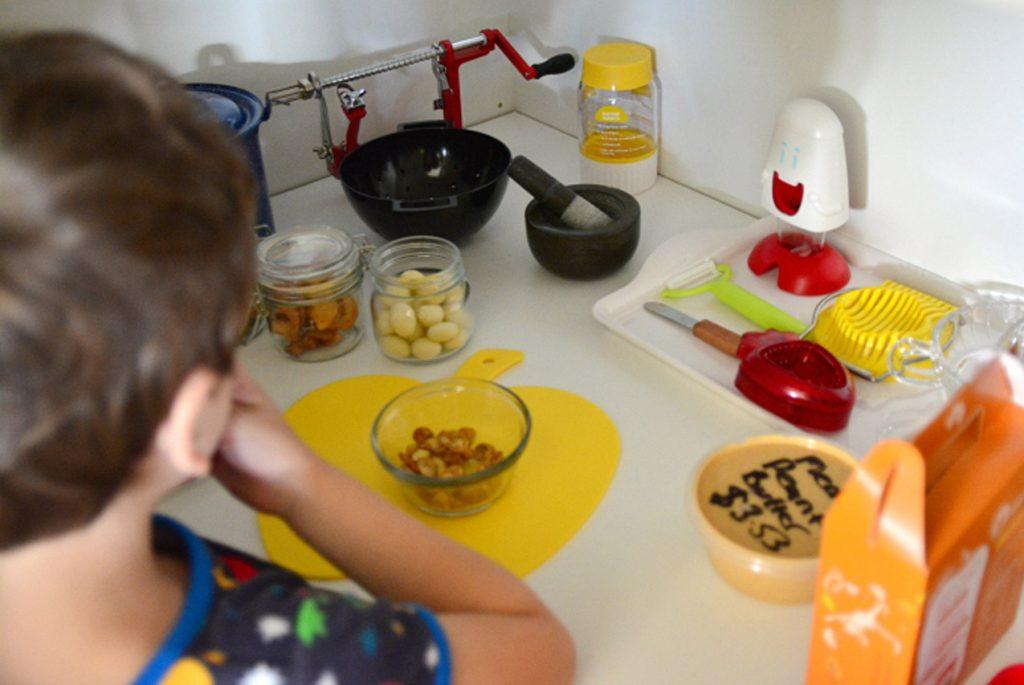 3 совета, как сделать вашу кухню кухней по Монтессори