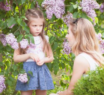учить ребёнка извиняться