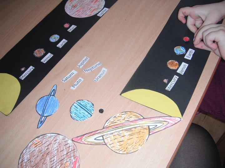 Космическое воспитание в Монтессори-методе