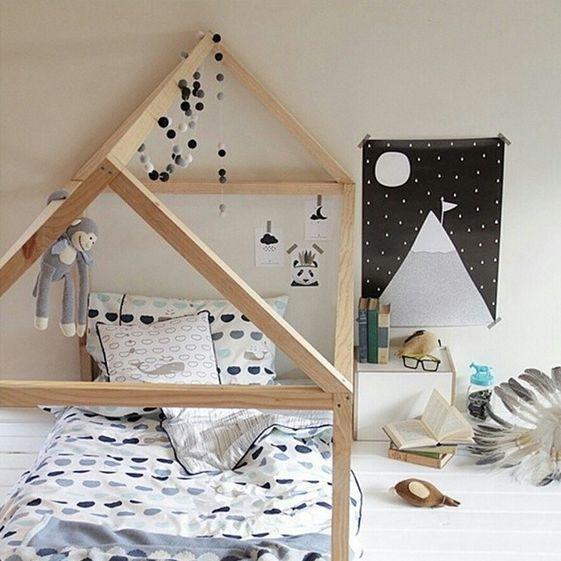 дизайн детской комнаты в стиле минимализм