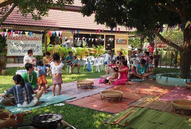 Монтессори-школа в Тайланде