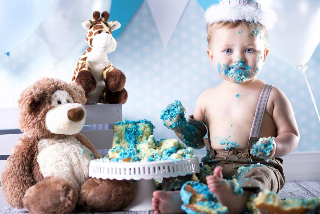 Как отмечать детские дни рождения и другие праздники
