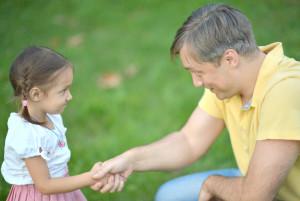 научить ребёнка держать слово