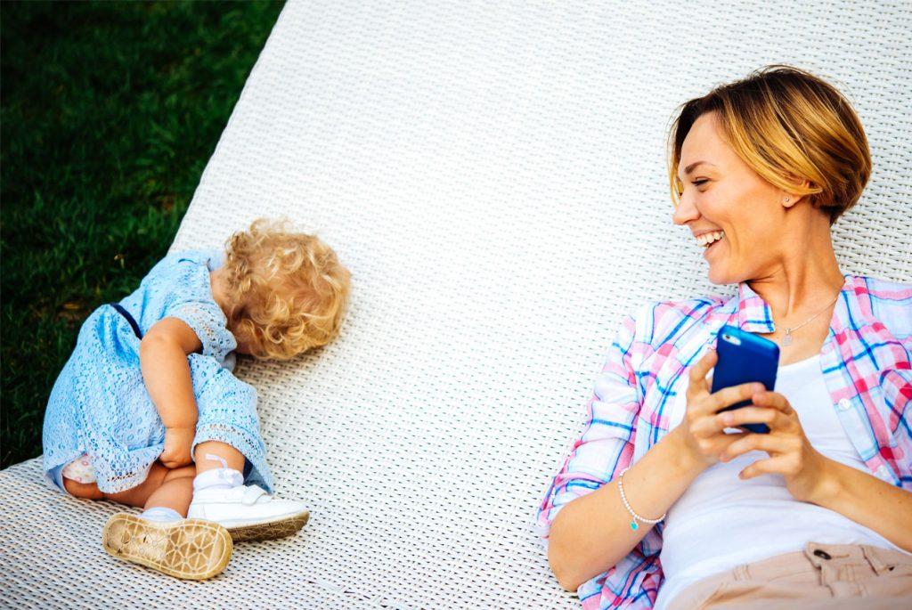 Стесняется ли ребёнок чужих людей?