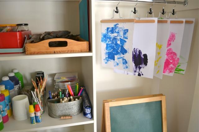 Доска или мольберт для детского творчества