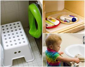 Туалетные принадлежности для ребенка