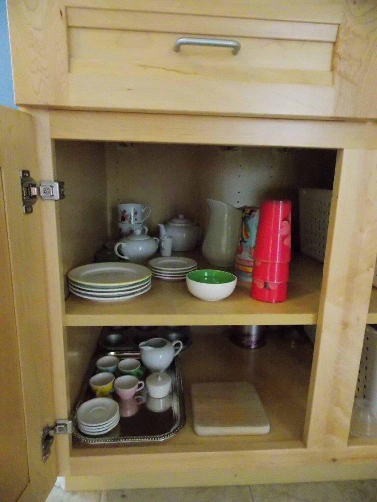 Кухонные полки для ребёнка