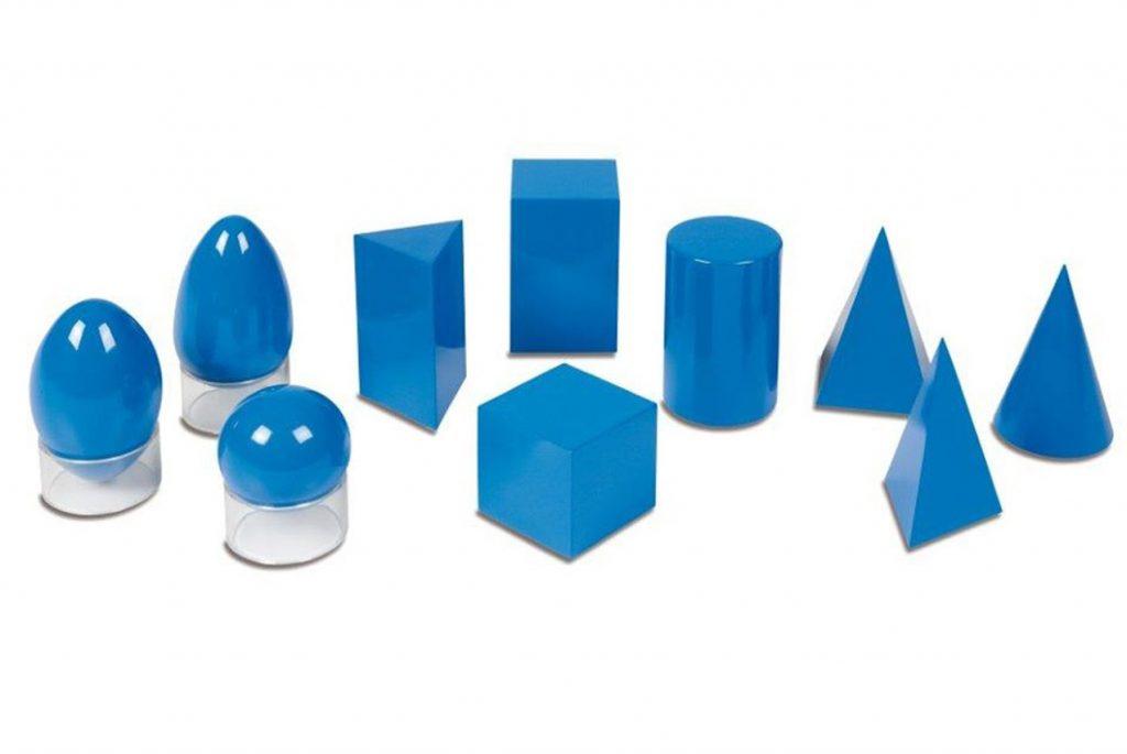 Монтессори-семинар «Я люблю геометрию!»