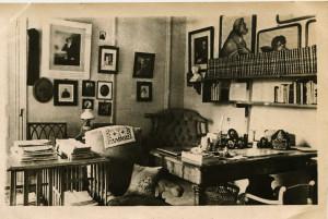 Кабинет Льва Толстого в Ясной Поляне