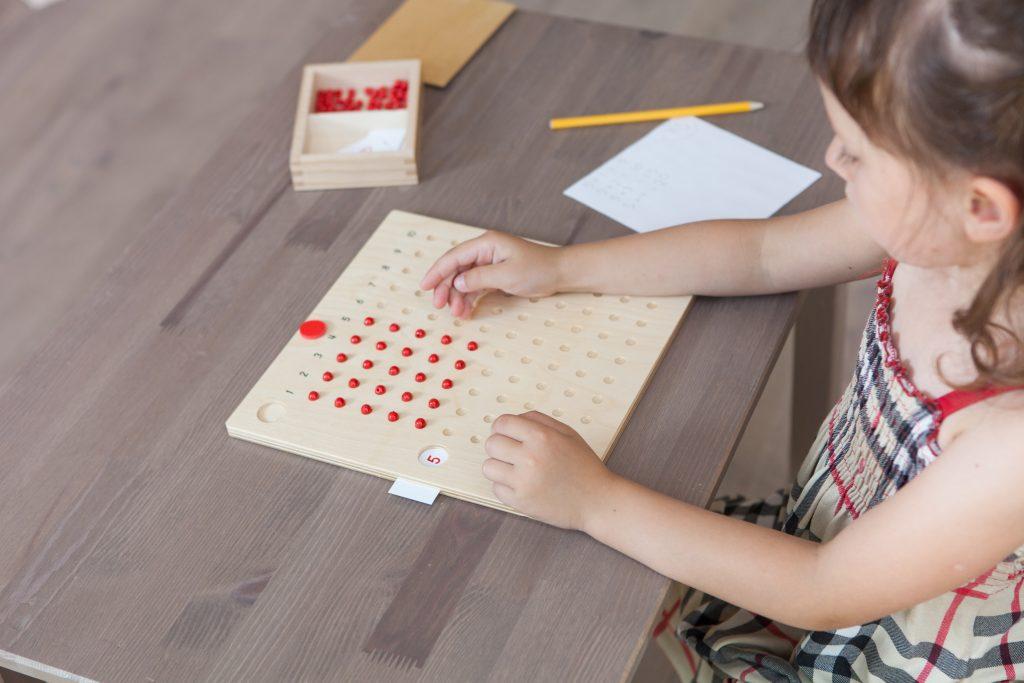 Монтессори-среда: тренировка воли ребёнка