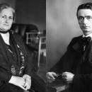 Мария Монтессори и Рудольф Штайнер
