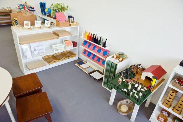 Ambiente Montessori Modelo Fundación Argentina, Буэнос-Айрес, Аргентина.