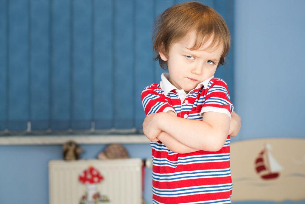 Что значит детское «Я тебя не люблю»?