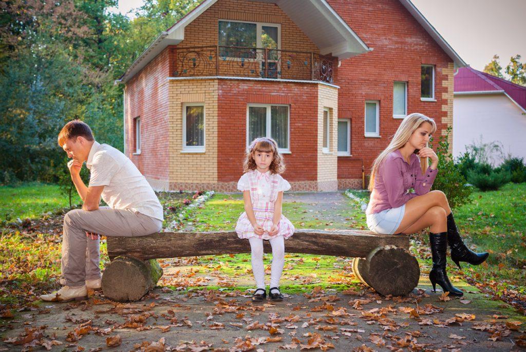 Как родителям общаться с ребёнком до и после развода