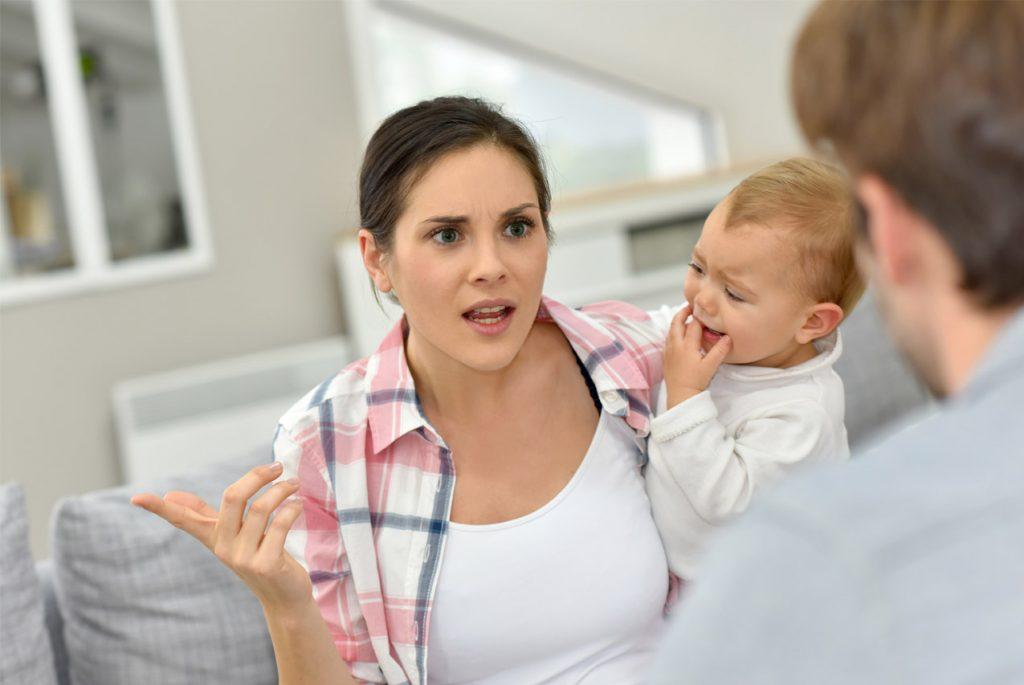 Как рассказать ребёнку о разводе
