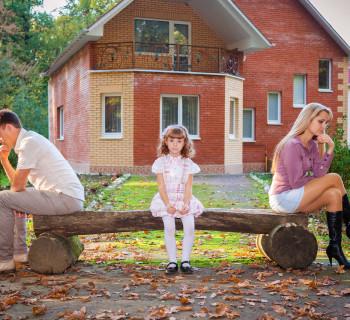 рассказать ребёнку о разводе