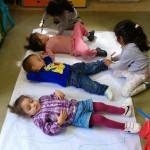 Изучение темы «Тело человека» с детьми