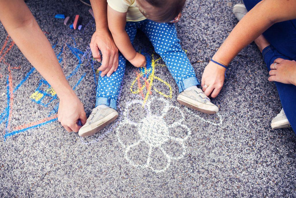 Воспитание детей – работа над собой