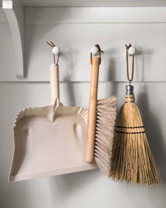 инструменты для уборки в методике Монтессори