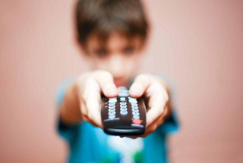 Дети без телевизора или родители без телевизора для детей