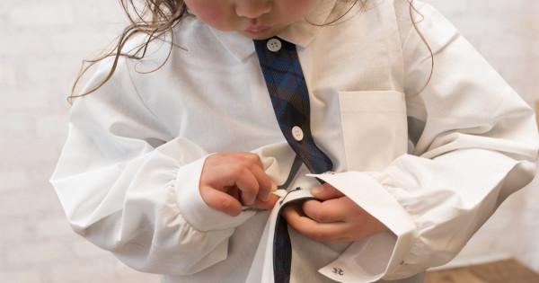 научить ребёнка одеваться самостоятельно