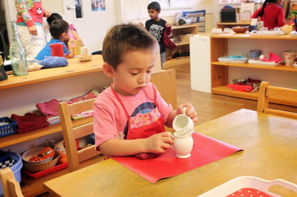 важность пятидневного посещения детского сада