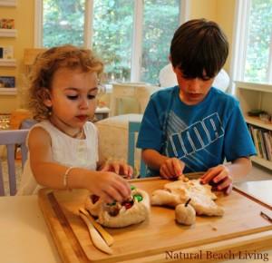 идеи для лепки с ребёнком