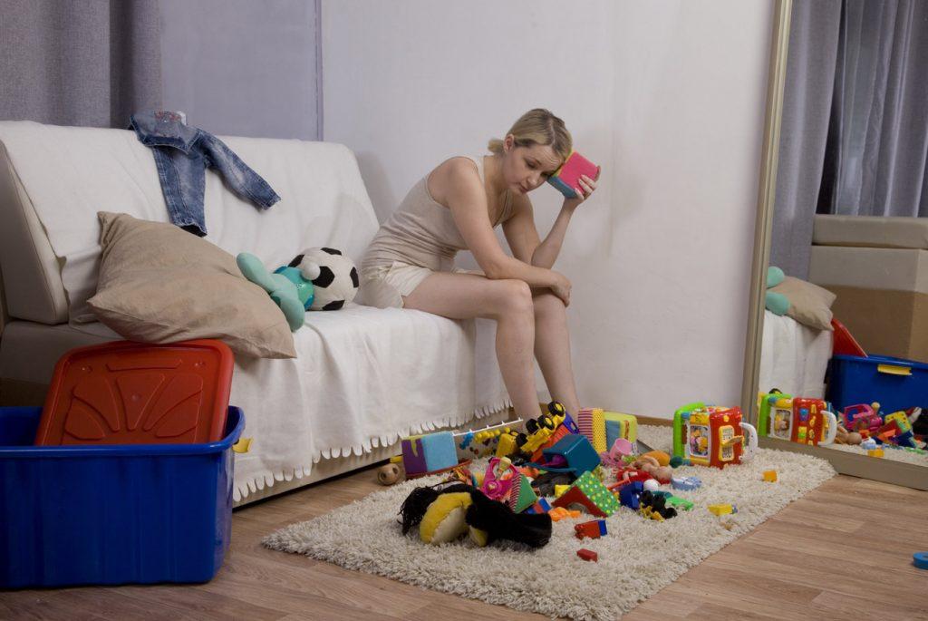 Как приучить детей убираться