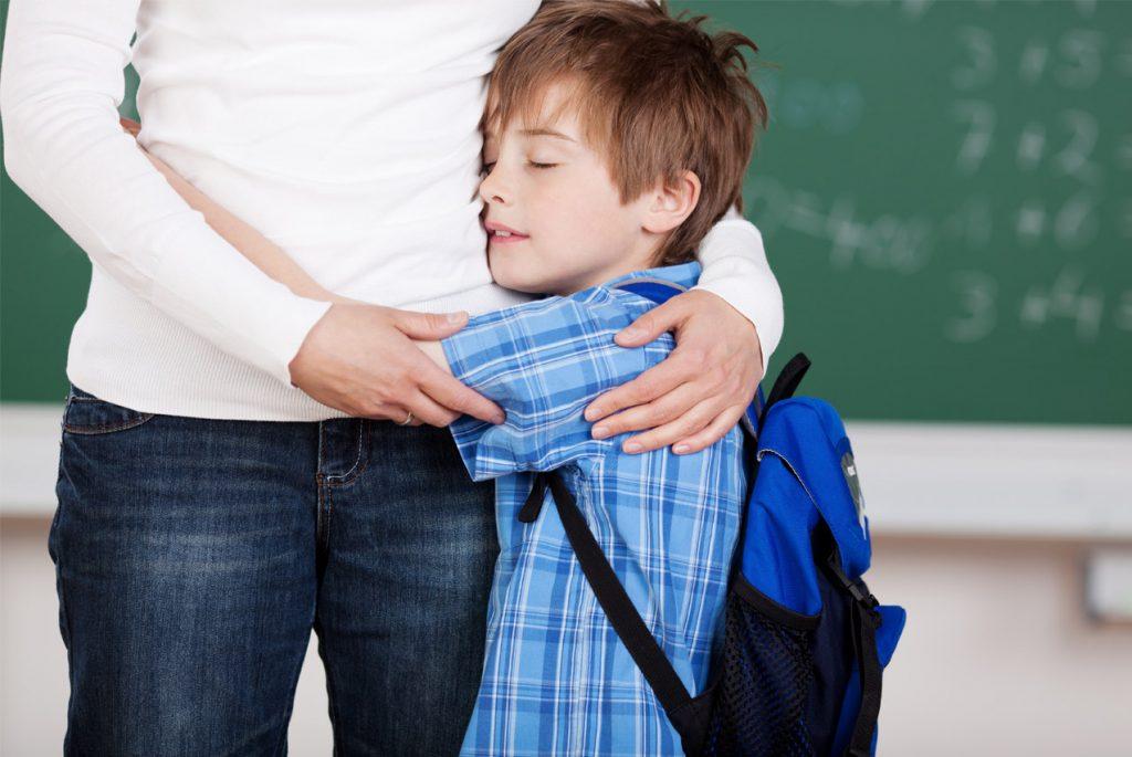 Как помочь ребёнку привыкнуть к школе?