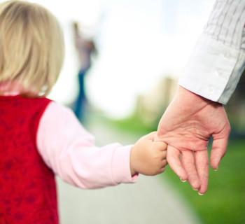Ребёнок не боится чужих людей