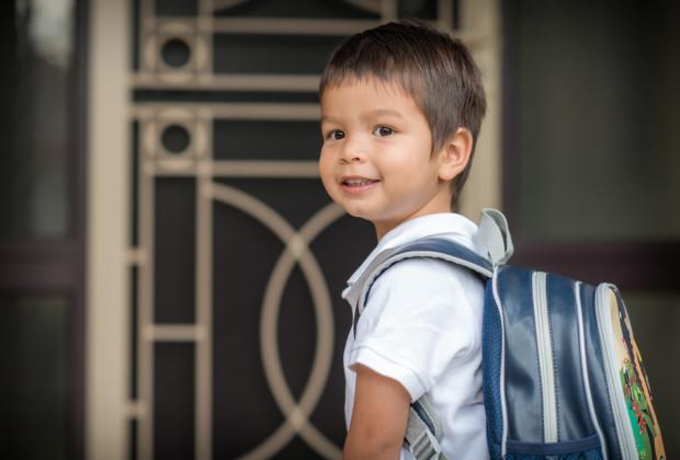 учим ребёнка собирать портфель