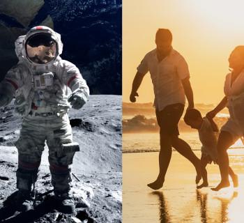 Школа будущих космонавтов