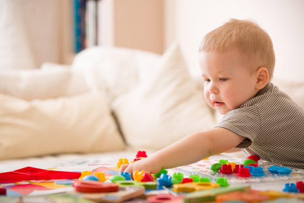 Монтессори дома: сортировки для малышей от 2 до 4 лет